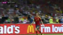 Espagne-Italie: 3-0 par Fernando Torres