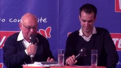 &#039;&#039;Prsentation de l&#039;quipe et de l&#039;invit Maxime Collard&#039;&#039; Le 12 mai 2013 - Les enfants de choeur