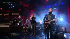 The National - Don't Swallow the Cap - David Letterman 5-20-13