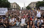 Les Indignés espagnols (ici à Barcelone le 15 juin dernier) ont décidé de passer à l'action.