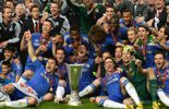 Le Chelsea d'Eden Hazard gagne l'Europa League dans le temps additionnel
