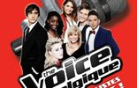 Concert The Voice Belgique