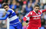 Reading et QPR se condamnent à la descente