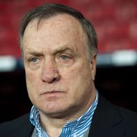 Dick Advocaat officiellement au PSV