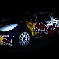 Loeb aux X Games de Los Angeles