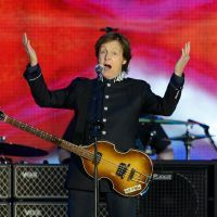Paul McCartney chantait le 4 juin dernier à l'occasion du jubilé de la Reine