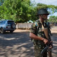 RDC: Lubumbashi, théâtre de heurts violents entre civils et forces de l'ordre