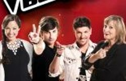 les 4 coaches de THE VOICE 2  - rtbf ©