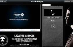 Lazarus Mirages - livecenter
