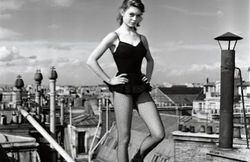 Photo paris Match : Brigitte Bardot