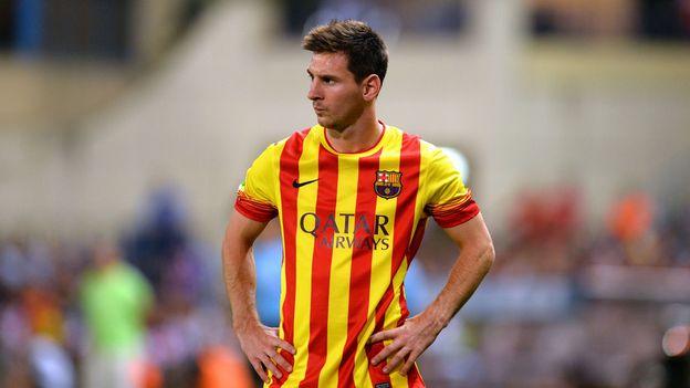 Blessé, Messi ne jouera pas contre Malaga