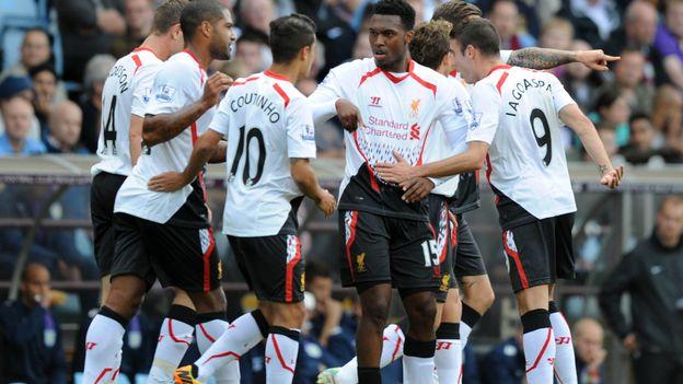 Aston Villa 0-1 Liverpool : Mignolet et Liverpool s
