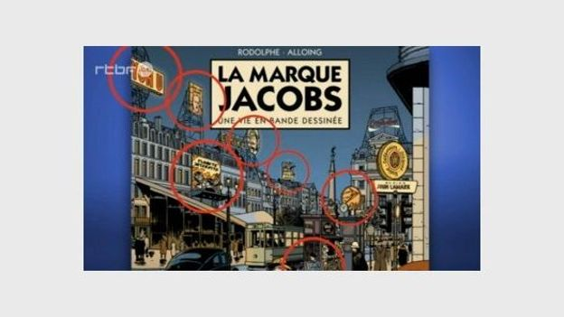 La marque Jacobs : citation ou plagiat?