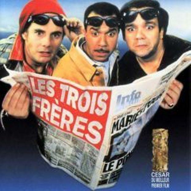 affiche film Les 3 fr�res