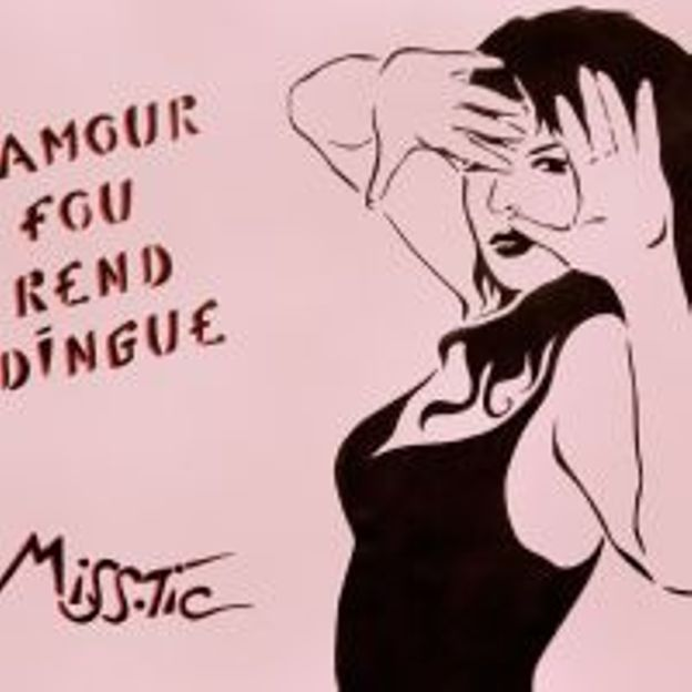 Miss.Tic, L'amour fou rend dingue, 2012