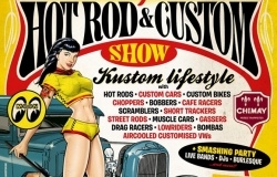 Assistez à l'Hot Rod & Custom Show